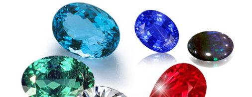 Список драгоценных и полудрагоценных камней